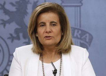 Fátima Báñez sustituye a Alfonso Alonso en el Ministerio de Sanidad