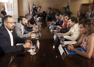 El PP y Ciudadanos afrontan la negociación con más puntos en común que discrepancias