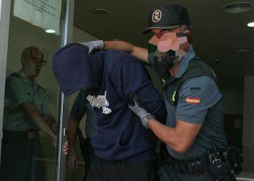 Prisión sin fianza para el hombre que emparedó a su pareja en Torrevieja
