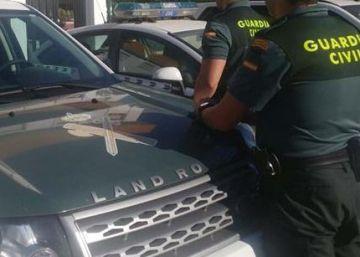 Un conductor ebrio mata a dos ciclistas en una carretera de Zaragoza