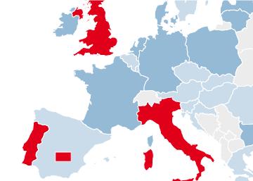 Solo cinco países de la UE tienen reválidas en secundaria