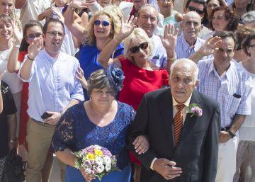 50 años para una boda