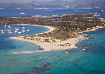 El dueño de S'Espalmador vende la isla por 18 millones