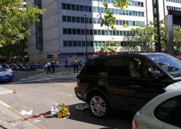 Muere el hombre que intentó matar a tiros a su exmujer en Zaragoza