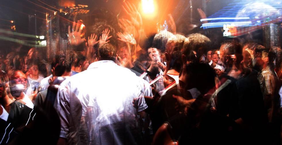 Una discoteca de Palma de Mallorca.