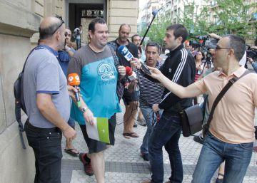 La Junta Electoral decide que Otegi no puede ser candidato por estar inhabilitado