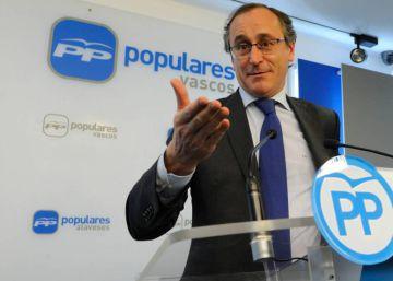 El PP advierte a la Junta Electoral de que no excluir a Otegi iría en contra de la ley
