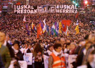 La Audiencia Nacional autoriza una marcha a favor de los presos de ETA