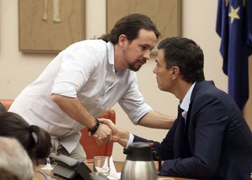 Iglesias presionará al PSOE para que lidere una alternativa
