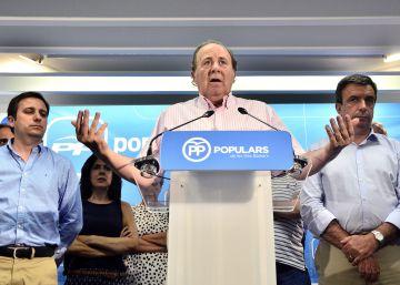 El juez prohíbe al expresidente del PP de Palma ir al Consistorio