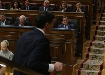 Rajoy apelará a la estabilidad frente a la enmienda a la totalidad de Sánchez