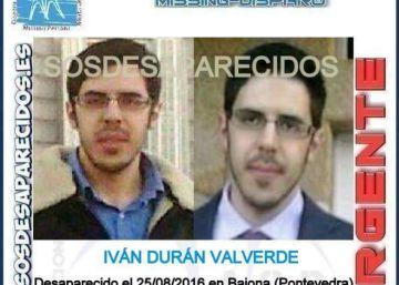 Un joven de 30, tercer desaparecido en Galicia en una semana