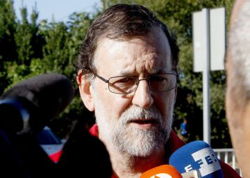 Rajoy llama a Sánchez a la desesperada a que sea responsable y no dañe España