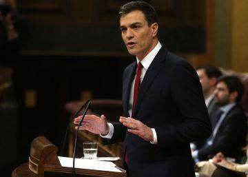 Sánchez recibe con indiferencia el pacto y no variará la posición del PSOE