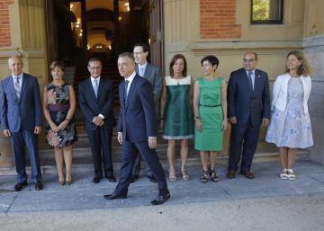 "Urkullu acusa a EH Bildu de ""oportunismo político"" por incluir a Otegi en sus listas"