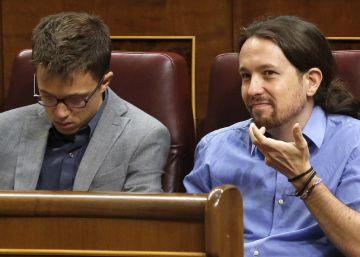 "Iglesias: ""Para enfrentar al PP somos de fiar. Decídase, señor Sánchez"""