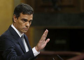 Sánchez desafía a Rajoy... y al PSOE