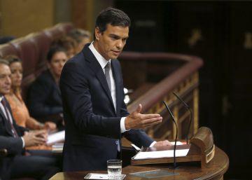 El discurso de Pedro Sánchez en 10 frases