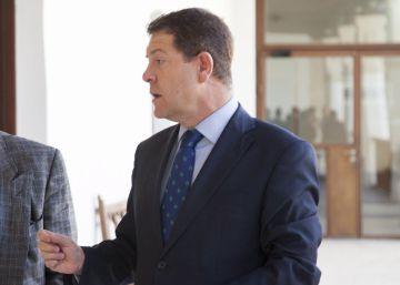 """García-Page: """"No hay que tenerle miedo al comité federal"""""""