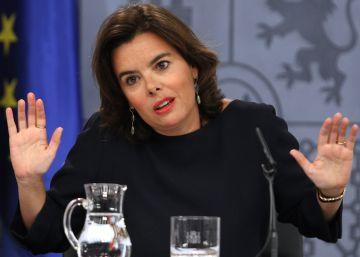 """Santamaría lanza contra Sánchez las """"patologías"""" de no tener presupuesto"""