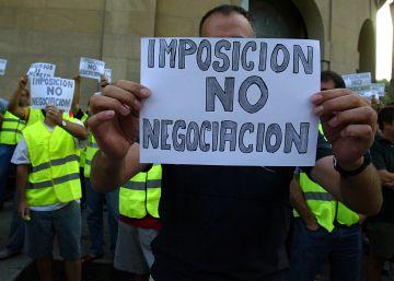 Dimiten 30 mandos de la Policía navarra por la ley que modifica sus retribuciones