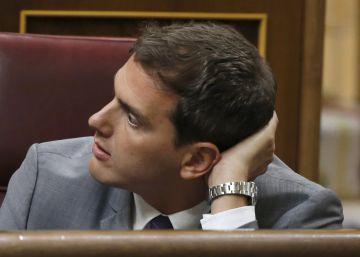 """Rivera exige al PP que busque a partir de ahora un candidato """"viable"""""""