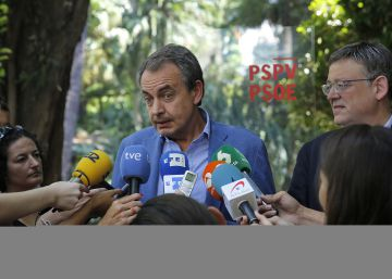 Zapatero pide un pacto entre partidos y reitera que pactar no es traicionar