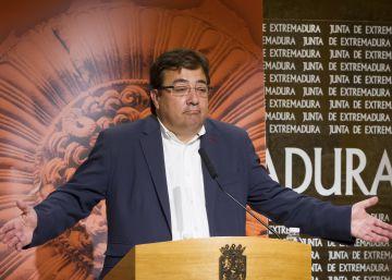 """Vara: """"Antes en el PSOE se intentaba convencer al que discrepa, ahora se acalla"""""""