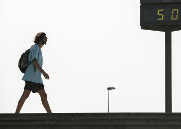 La ola de calor marca el récord de temperatura con máximas de 45 grados en septiembre