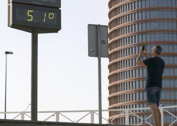 ¿Por qué exageran siempre los termómetros de la calle?