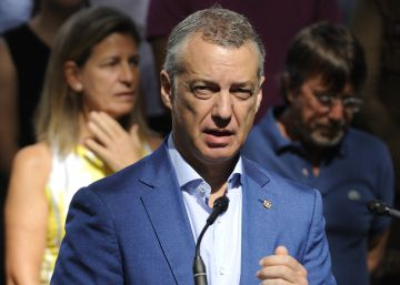 Íñigo Urkullu, candidato del PNV a lehendakari