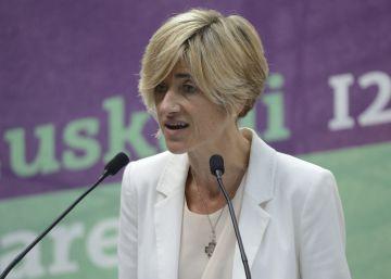 Pilar Zabala, candidata de Elkarrekin Podemos a lehendakari
