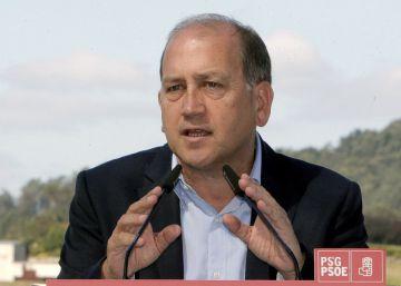 Xoaquín Fernández Leiceaga, candidato del PSdeG-PSOE a la Xunta
