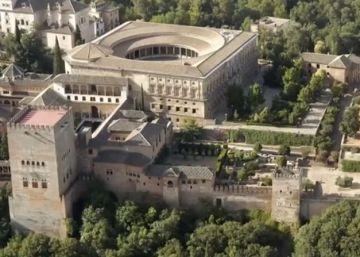 Un vídeo del ISIS para adoctrinar niños muestra la Alhambra