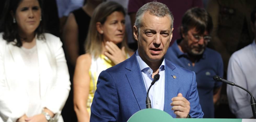 Encuesta CIS elecciones vascas