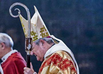 Sustituido el obispo de Mallorca por su supuesta relación sentimental