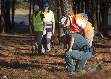 Vanished: 1,270 people throughout Spain