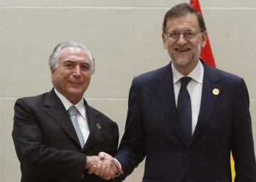 Brasil e Espanha, gestos de apoio em meio às incertezas mútuas