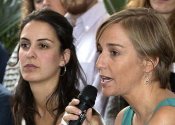 """Tania Sánchez y Rita Maestre: """"No somos novias o exnovias de, somos mujeres"""""""