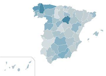 Gráfico | Más de diez personas se suicidan al día en España