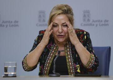 La vicepresidenta de Castilla y León dimite por conducir ebria