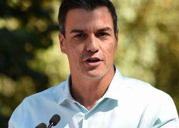 Sánchez logra sumar apoyos contra la abstención a Rajoy