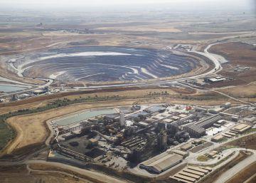Condenados tres directivos de una mina por contaminar el agua