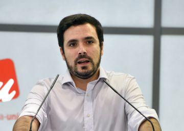 Iglesias da a Garzón una portavocía en el Congreso tras la protesta de IU