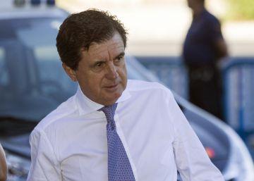 El fiscal negocia con Jaume Matas su confesión