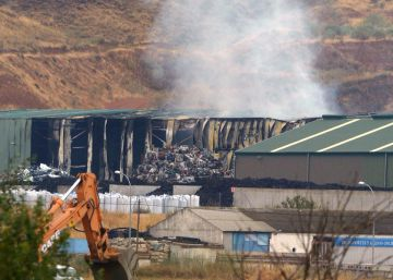 La Guardia Civil investiga la oleada de fuegos en Chiloeches