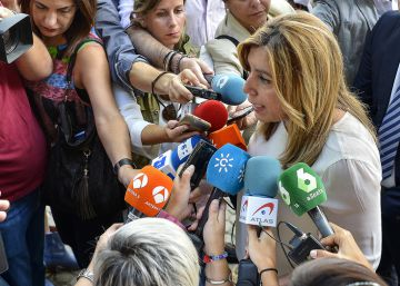 "Susana Díaz: ""Con 85 diputados no se puede gobernar"""