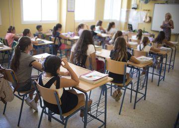 El gasto educativo español, por debajo de la media de la OCDE en todas las etapas
