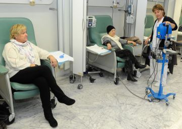 7.000 pacientes al año luchan contra el linfoma con la falta de diagnóstico rápido