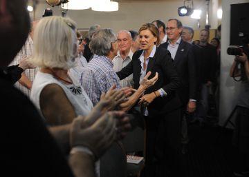 El PP vasco, partido subversivo